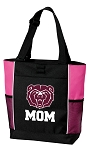 Missouri State University Mom Tote Bag Pink