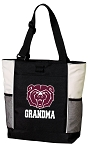 Missouri State University Grandma Tote Bag White Accents