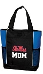 Ole Miss Mom Tote Bag Roy