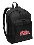 Ole Miss Backpack - Classic Style