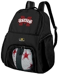 Mississippi State Soccer Backpack or MSU Bulldogs Volleyball Bag For Boys or Girls