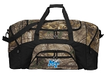Large Middle Tennessee Duffle Bag REALTREE CAMO MT Duffel