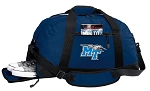 Middle Tennessee Gym Bag - Middle Tennessee Duffel BAG with Shoe Pocket
