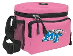 Middle Tennessee Lunch Bag Middle Tennessee Lunchbox for Girls & Ladies