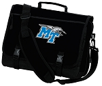 Middle Tennessee Computer Bag Padded Messenger Bags