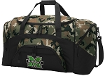 Official Marshall University Camo Duffel Bags