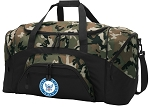 Official US NAVY Camo Duffel Bags