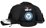 US NAVY Duffel Bag - United States Navy GYM BAG with Shoe Pocket