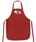 Deluxe University of Nebraska Apron Red