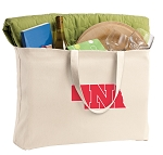 Jumbo University of Nebraska Tote Bag