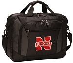 University of Nebraska Laptop Messenger Bags
