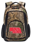 RealTree Camo University of Nebraska Backpack