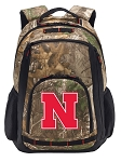 University of Nebraska RealTree Camo Backpack
