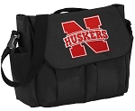 University of Nebraska Diaper Bags