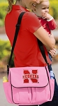 Nebraska Huskers Diaper Bag