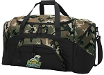 Official Norfolk State University Camo Duffel Bags