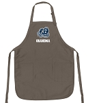 Official ODU Grandma Apron Tan