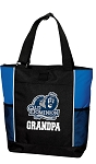 Old Dominion University Grandpa Tote Bag Roy