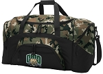 Official Ohio University Camo Duffel Bags