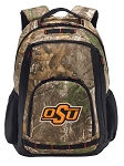 Oklahoma State Cowboys RealTree Camo Backpack