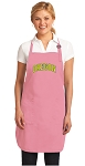 Deluxe University of Oregon Apron Pink - MADE in the USA!