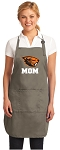 Oregon State Mom Deluxe Apron Khaki