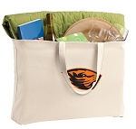 Oregon State Beavers Jumbo Tote Bag