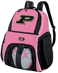 Purdue Girls Soccer Backpack
