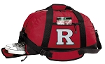 RUTGERS Duffle Bag Red