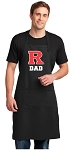 RUTGERS Dad Large Apron