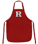 Official Rutgers University Logo Aprons