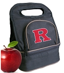 RUTGERS Lunch Bag Black