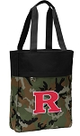 RUTGERS Tote Bag Everyday Carryall Camo
