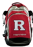 RUTGERS Harrow Field Hockey Backpack Bag Red