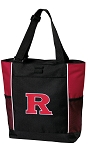 RUTGERS Tote Bag Red