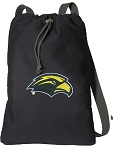 Southern Miss Cotton Drawstring Bag Backpacks