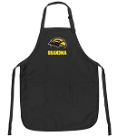 Official Southern Miss Grandma Apron Black