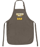 Official USM Dad Apron Tan