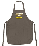 Official USM Grandma Apron Tan