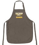 Official USM Grandpa Apron Tan