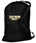 USM Southern Miss Laundry Bag Black