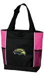 Southern Miss Neon Pink Tote Bag