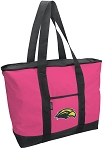 Deluxe Pink Southern Miss Tote Bag