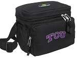 Texas Christian University Lunch Bag TCU Lunch Boxes