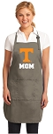 University Tennessee Mom Deluxe Apron Khaki