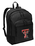 Texas Tech Backpack - Classic Style