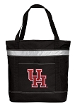 University of Houston Insulated Tote Bag Black