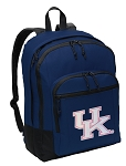 Ladies Kentucky Wildcats Backpack Navy
