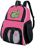 UNCC Girls Soccer Backpack