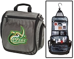 UNC Charlotte Toiletry Bag or UNCC Shaving Kit Gray